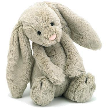 Jellycat Bashful Bunny Cream Really Big