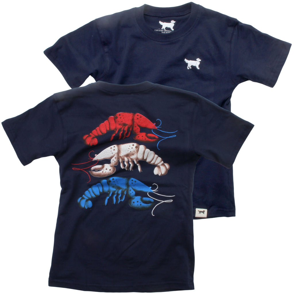 Wes & Willy Tee - JT Midnight Lobsters