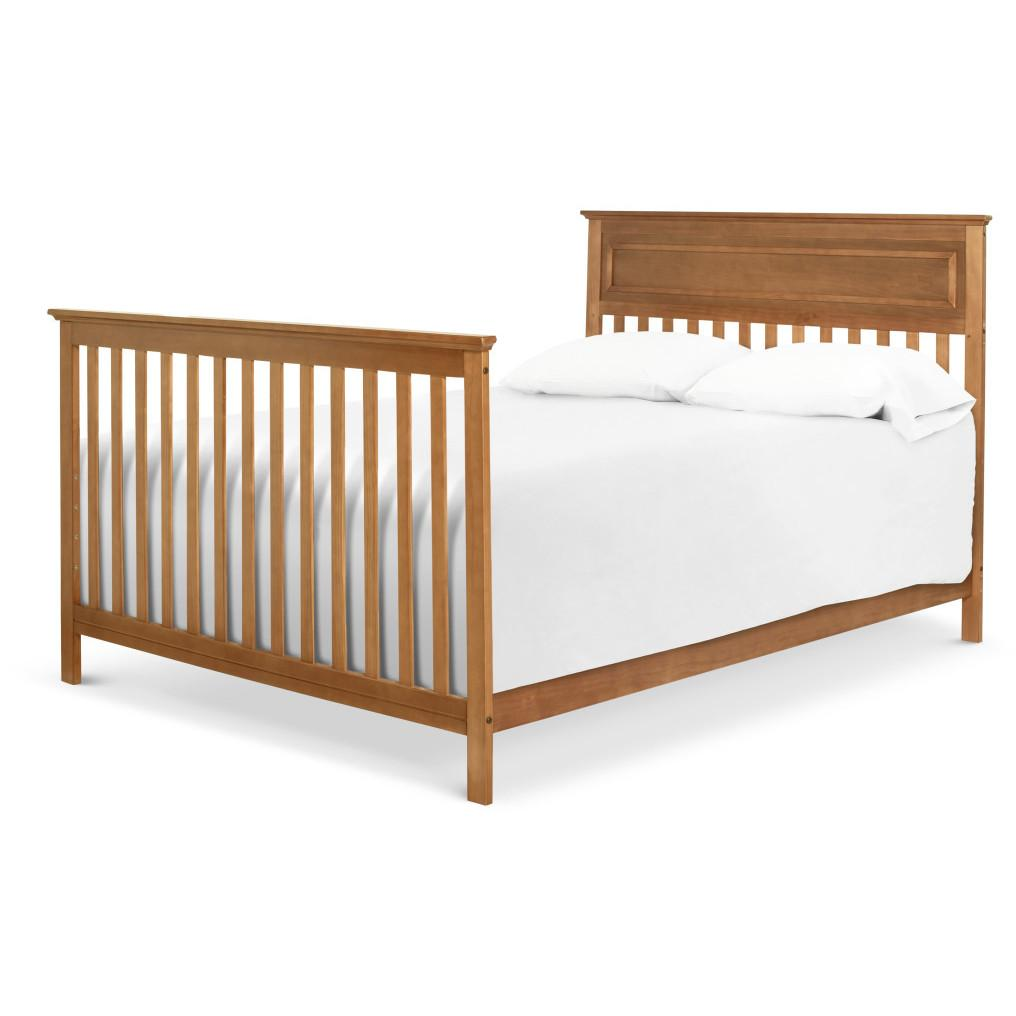 DaVinci Full-Size Bed Conversion Kit for Autumn Crib & Changer