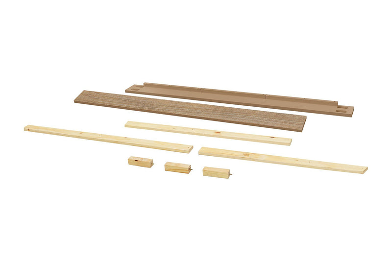 Milk Street Cameo Adult Rail Conversion Kit