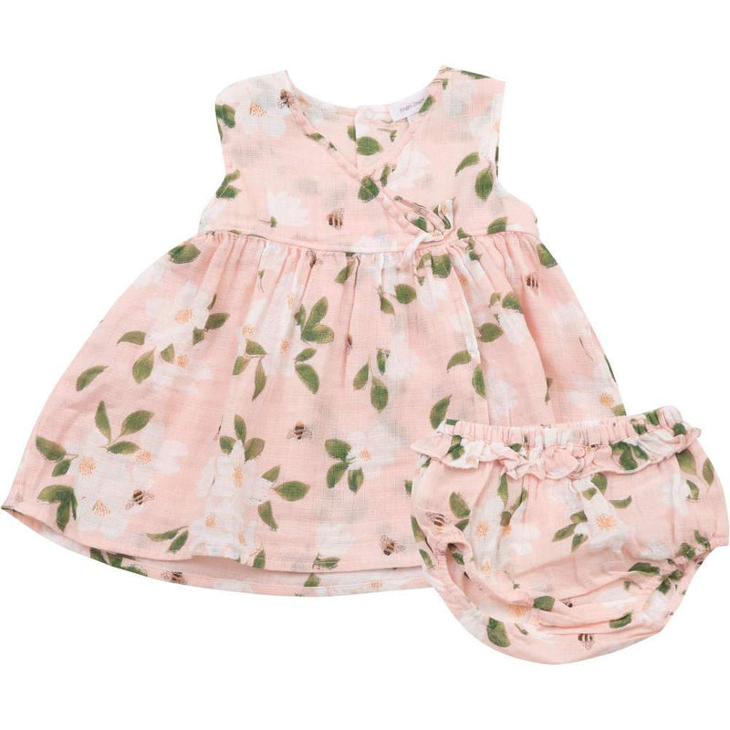 Noralee - Maddie Dress- Powder Pink
