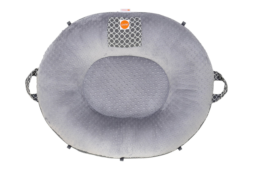Pello Premium Oval Floor Pillow