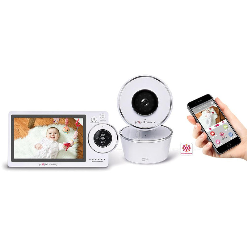 Project Nursery Wi-Fi Baby Monitor
