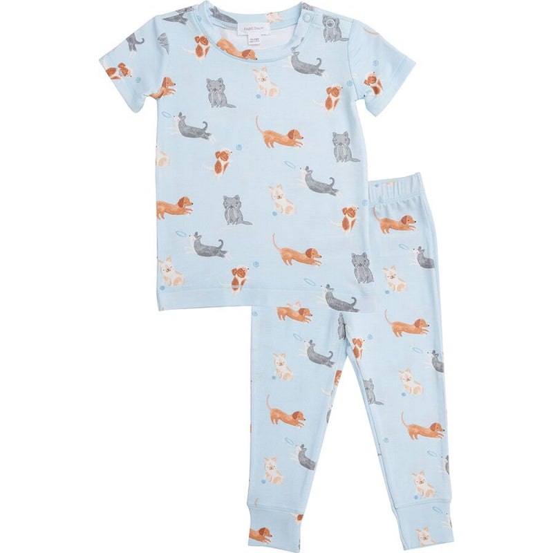 Angel Dear Lounge Wear Set - Blue Puppy Play