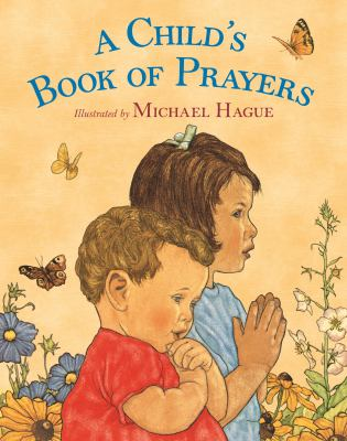 A Childs Book Of Prayers
