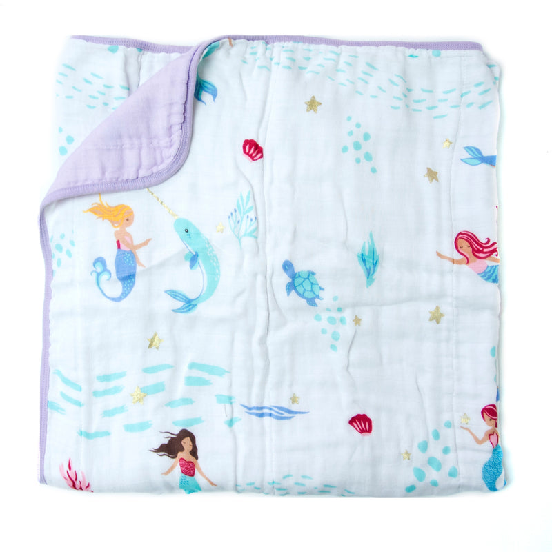 Loulou Lollipop 4-layer Muslin Quilt