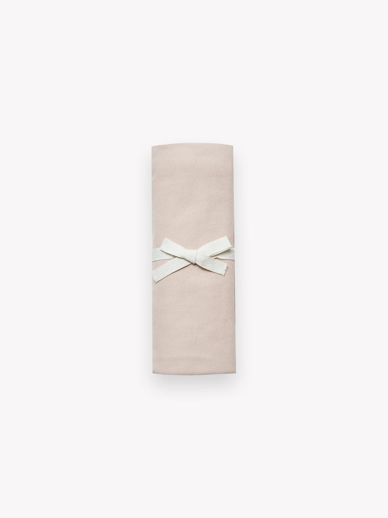 Quincy Mae Swaddle Blanket - Rose