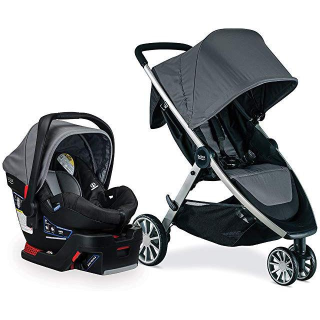 Britax B-Lively & B-Safe Travel System