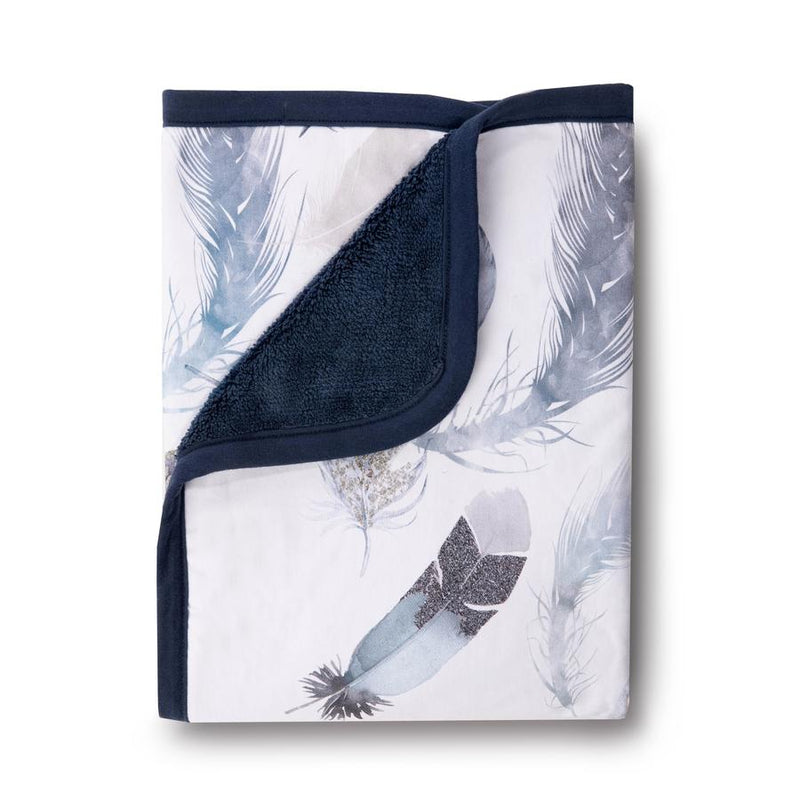 Oilo Feather Cuddle Blanket