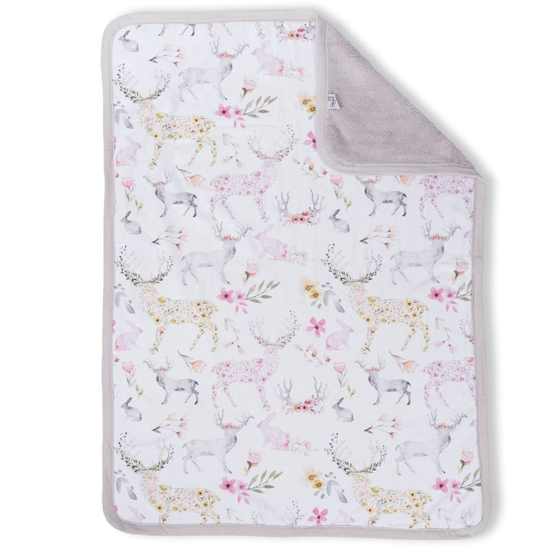 Oilo Cuddle Blanket - Fawn