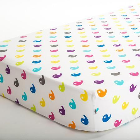 Baby DeeDee Fitted Crib Sheet