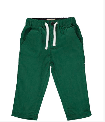 Me & Henry Green Cord Pants