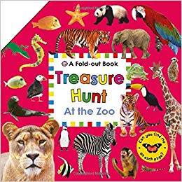Treasure Hunt at the Zoo by Priddy Books