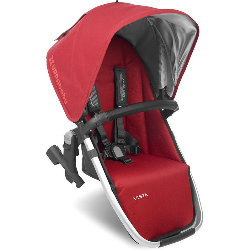 UPPAbaby VISTA 2019 Stroller - WILLIAM CHAMBRAY OXFORD