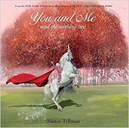You And Me And The Wishing Tree by Nancy Tillman (Board Book)