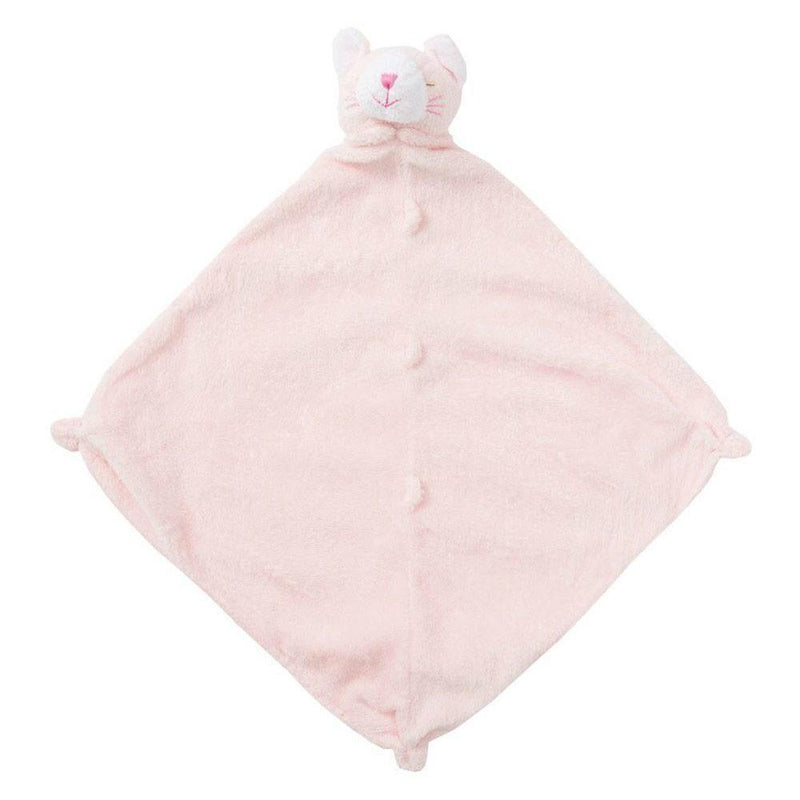 Angel Dear Lovie Blankie Pink Kitty