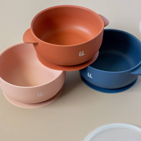 Baby Bar & Co Silicone Bowl