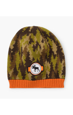 Hatley Winter Hat - Forest Camo