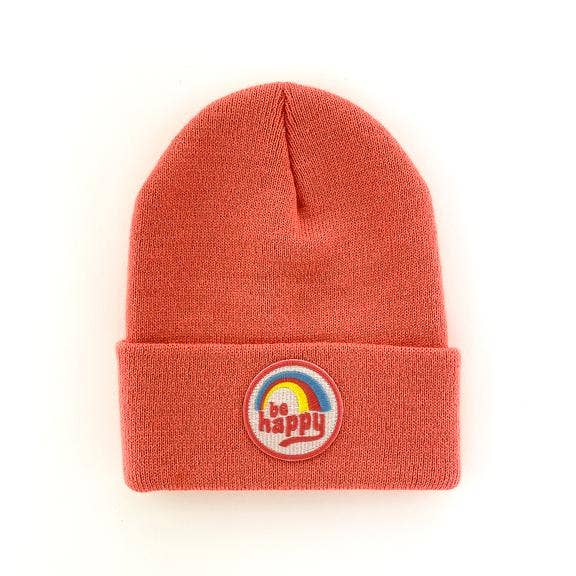 Seaslope Infant/Toddler Beanie - Be Happy