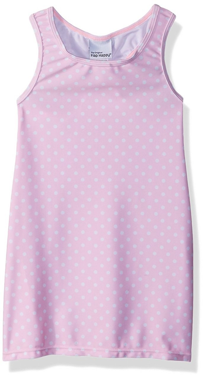 Flap Happy UPF 50+ Sunset Swim Cover Up - Pink Dots