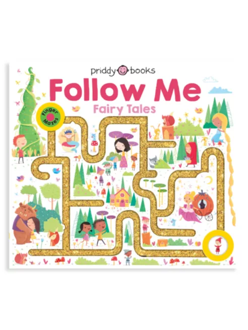Follow Me Fairy Tales by Aimee Chapman, Alice-May Birmingham, and Amy Oliver