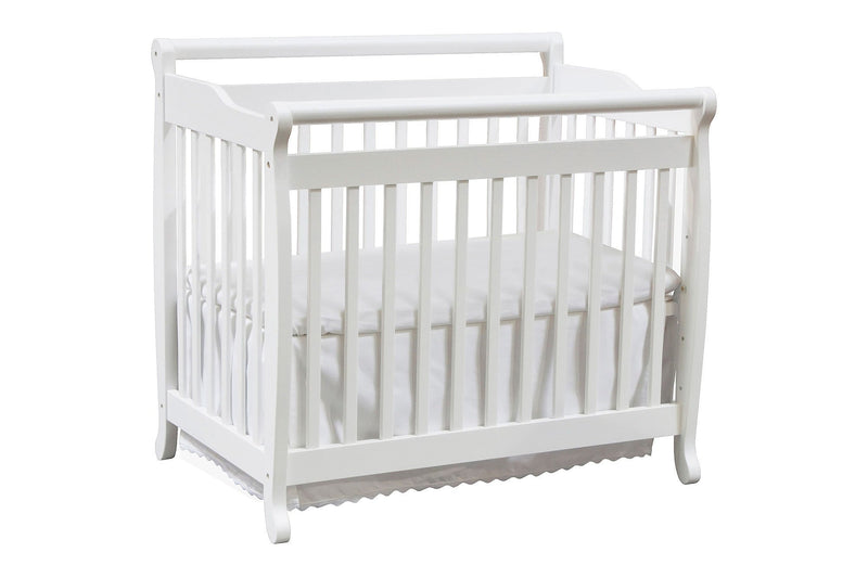 DaVinci Emily 2-in-1 Mini Crib & Twin Bed