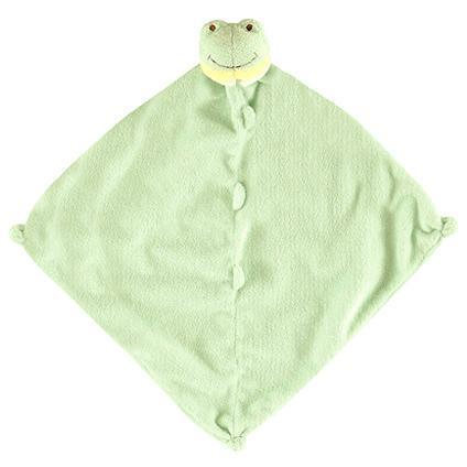 Angel Dear Lovie Blankie - Froggy
