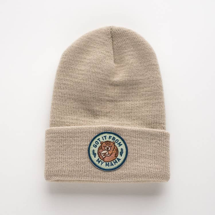Seaslope Beanie - Got it from my Mama
