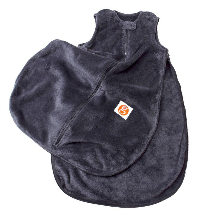 Gunamuna Gunapod Wearable Blanket Fleece Charcoal