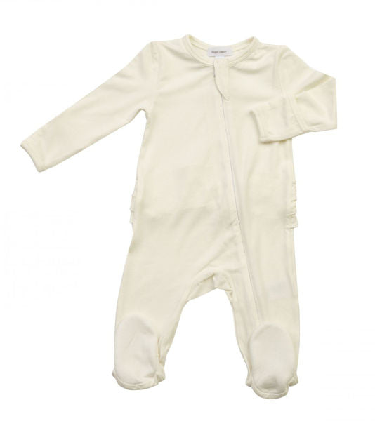Magnetic Me Footie - Mayfair Organic Cotton