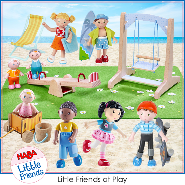 Haba Little Friends At Play Bundle