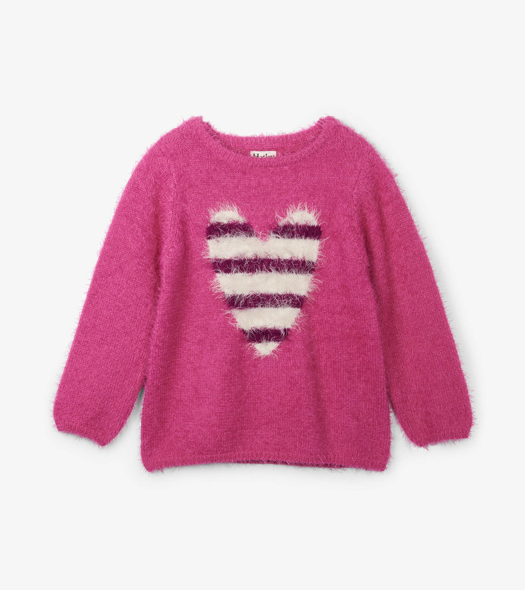 Hatley  lovey fluffy sweater