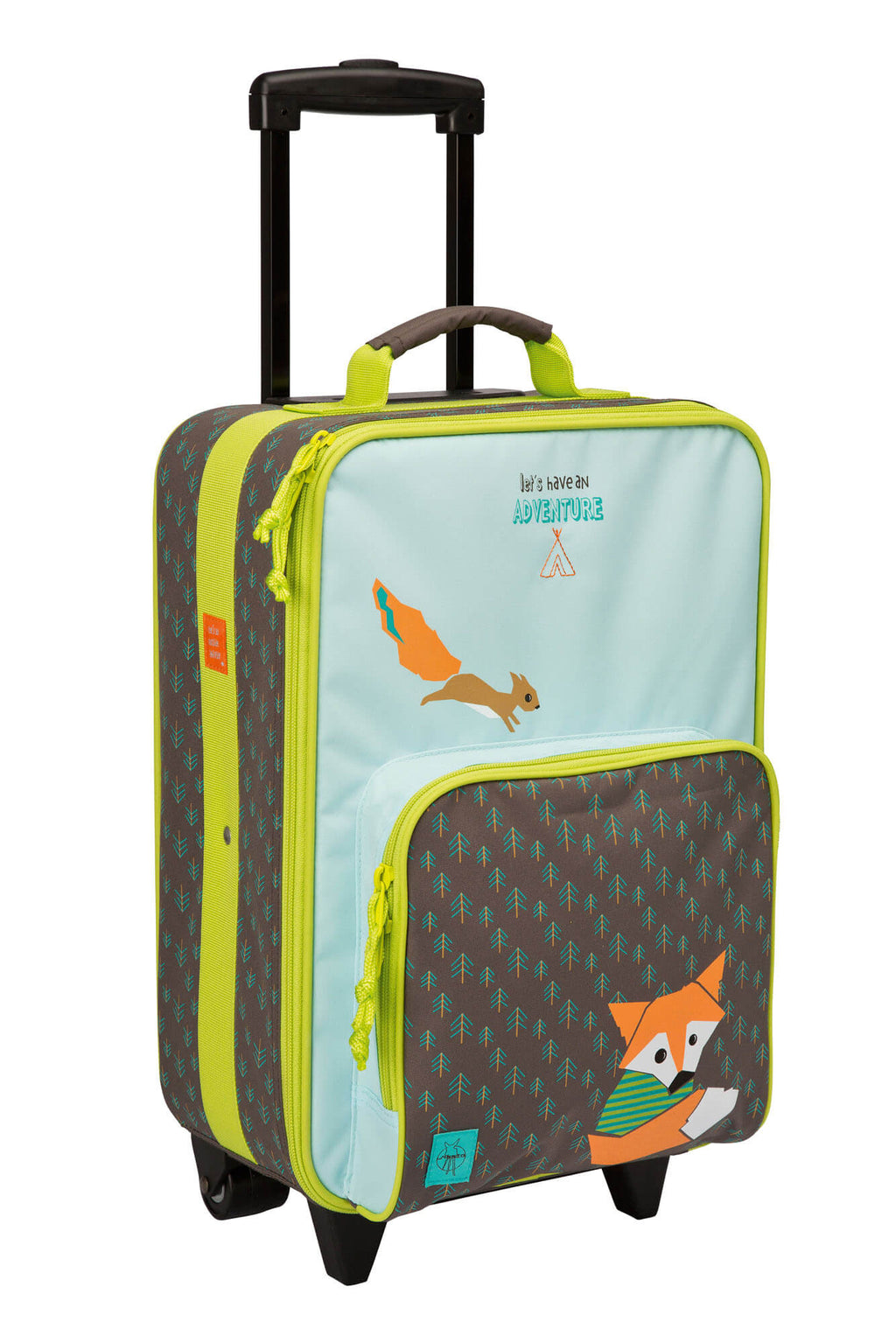 Lassig Trolley Little Tree Fox Luggage