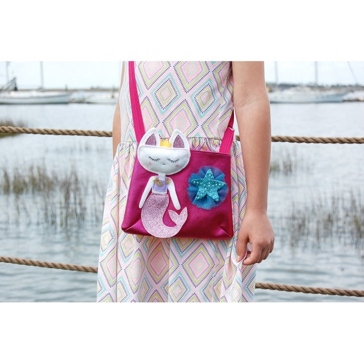 Lily & Momo Kitty Mermaid Bag