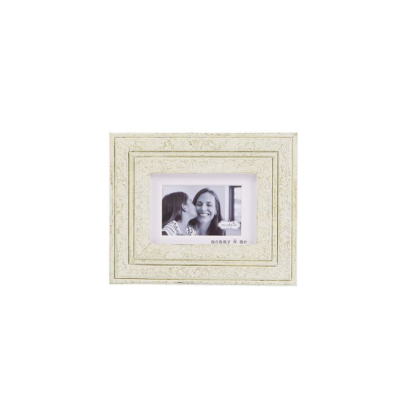 Mud Pie Mommy and Me Wooden Frame