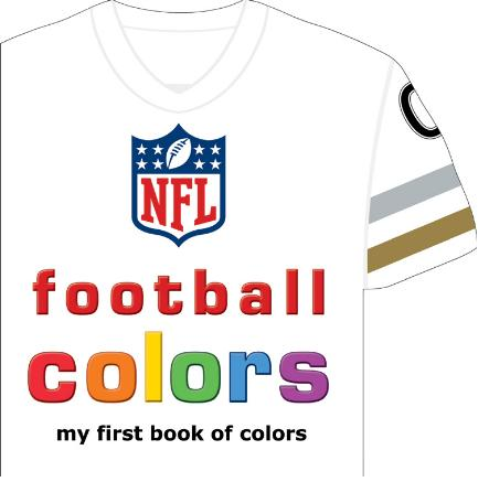NFL Colors My First Book of Colors