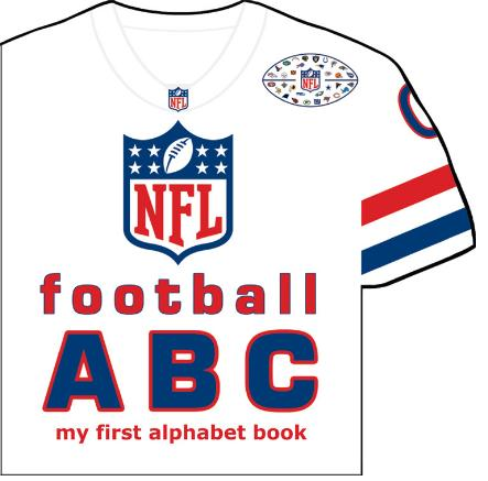 NFL ABC My First Alphabet Book