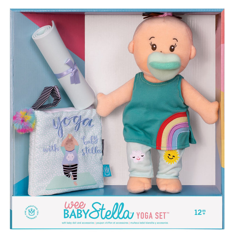 Manhattan Toy Company  - Wee Baby Stella Yoga Set
