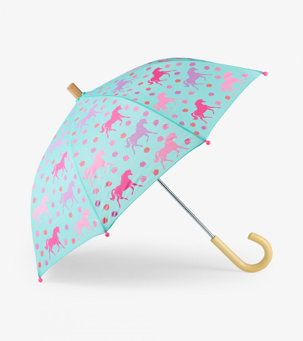Hatley Galloping Horses Umbrella