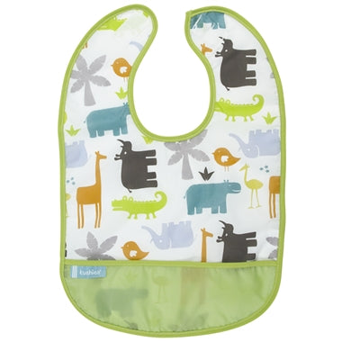 Lassig Bib Value Pack 5pcs - Little Water Whale