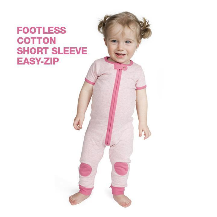 Baby DeeDee Sleepsie Short Sleeve