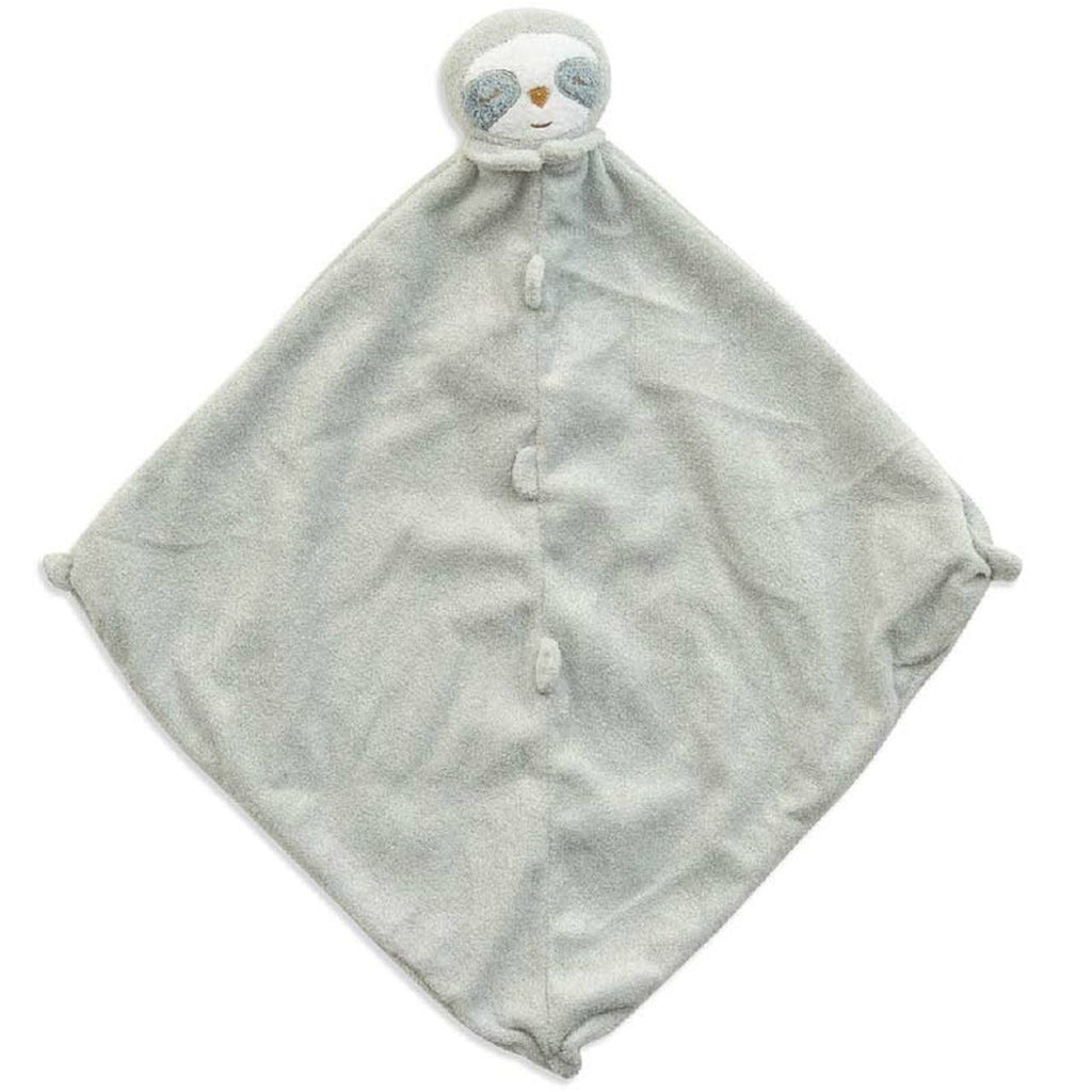 Angel Dear Lovie Blanket - Grey Sloth