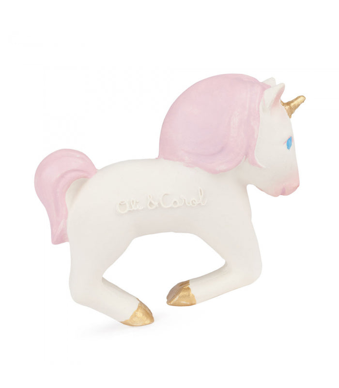 Oli & Carol Stacy the Unicorn Bracelet Teether