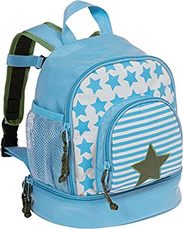 Lassig Mini Backpack - Olive Star