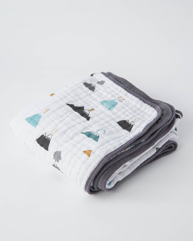 Little Unicorn Cotton Muslin Quilt