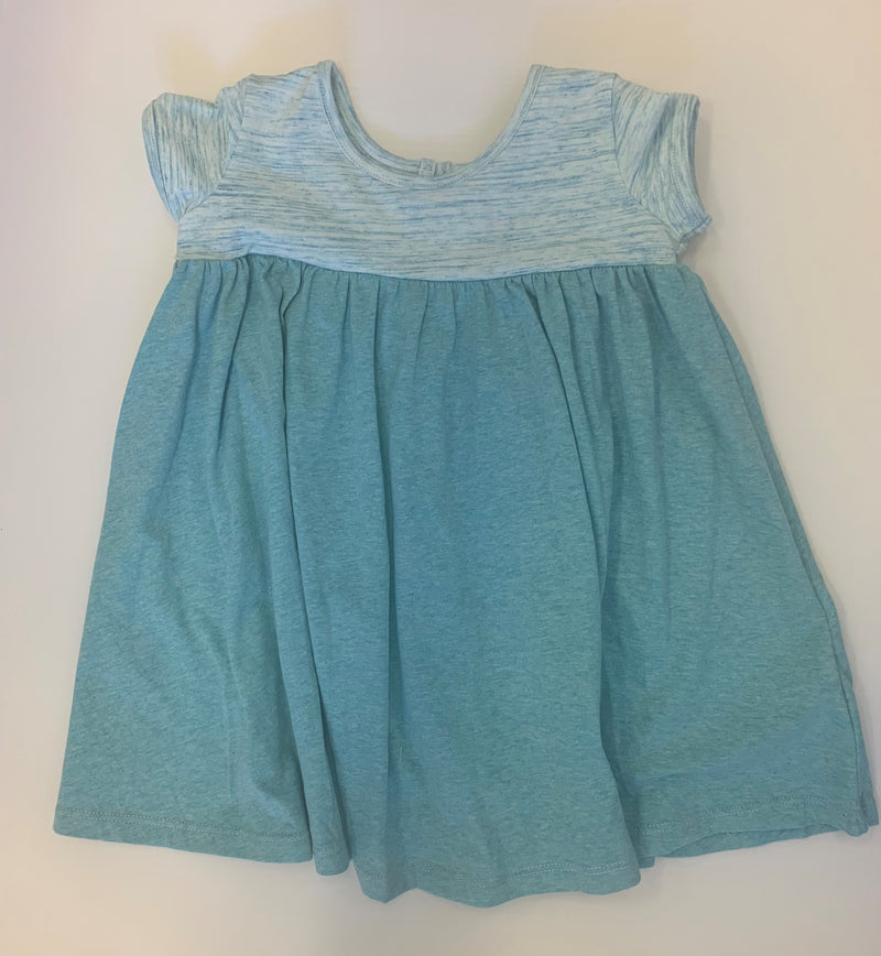 Vignette Emma Dress- Aqua