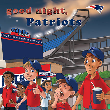 Goodnight Patriots Book