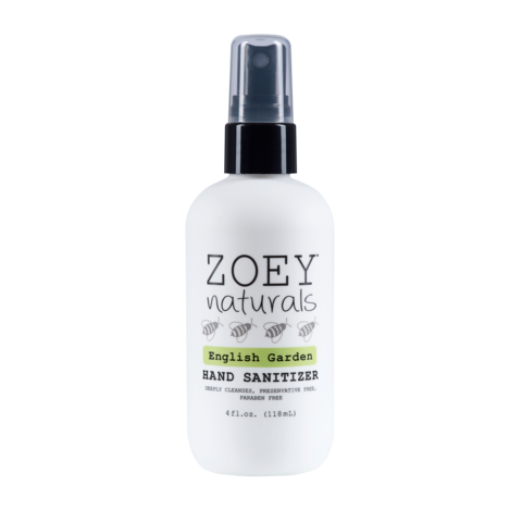 Zoey Naturals Sweet Citrus Moisturizing Lotion