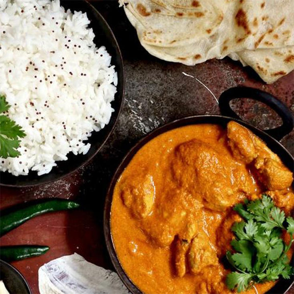 Butter Chicken | with 2 Rotis