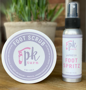 A Natural Foot Care Collection
